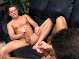 Tommy D Stroking His Cock With A Friend