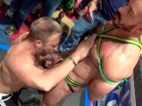 Alessio Romero And Dirk Caber – Punching