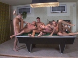 Billiard Hard Scene