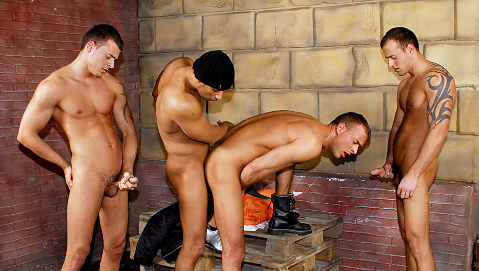 Watch Skinhead Foursome (Visconti Triplets) Gay Porn Tube Videos Gifs And Free XXX HD Sex Movies Photos Online