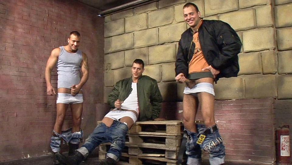 Watch Skinhead Threesome Solo (Visconti Triplets) Gay Porn Tube Videos Gifs And Free XXX HD Sex Movies Photos Online