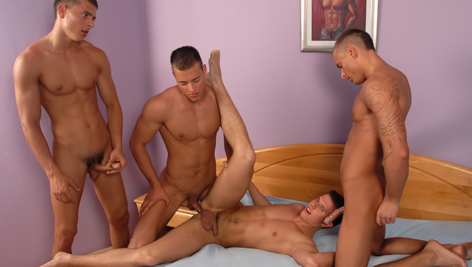 Watch Shameless Boytoys – The Gangbang (Visconti Triplets) Gay Porn Tube Videos Gifs And Free XXX HD Sex Movies Photos Online