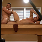 On The Set – Trystan Bull And Wolfie Blue