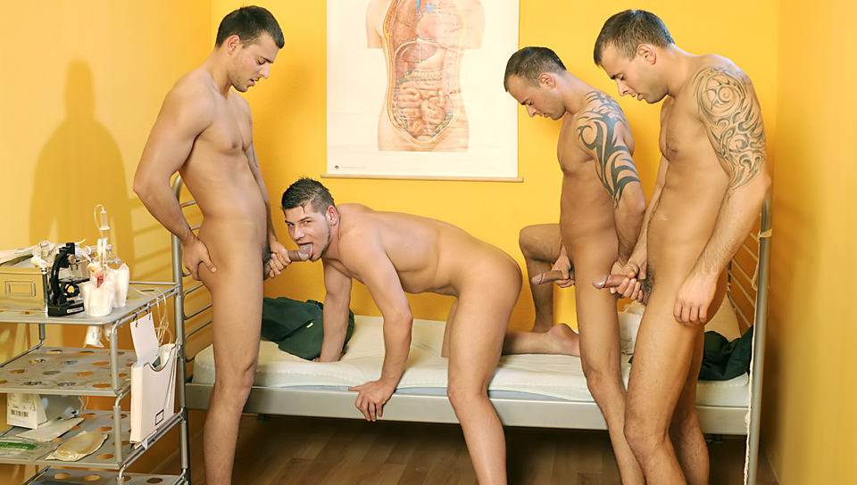 Watch Hospital Foursome (Visconti Triplets) Gay Porn Tube Videos Gifs And Free XXX HD Sex Movies Photos Online