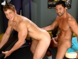 On The Set – Marcus Mojo And Dominic Pacifico