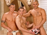 On The Set – Austin Wilde, Jay Cloud And Dylan Hauser