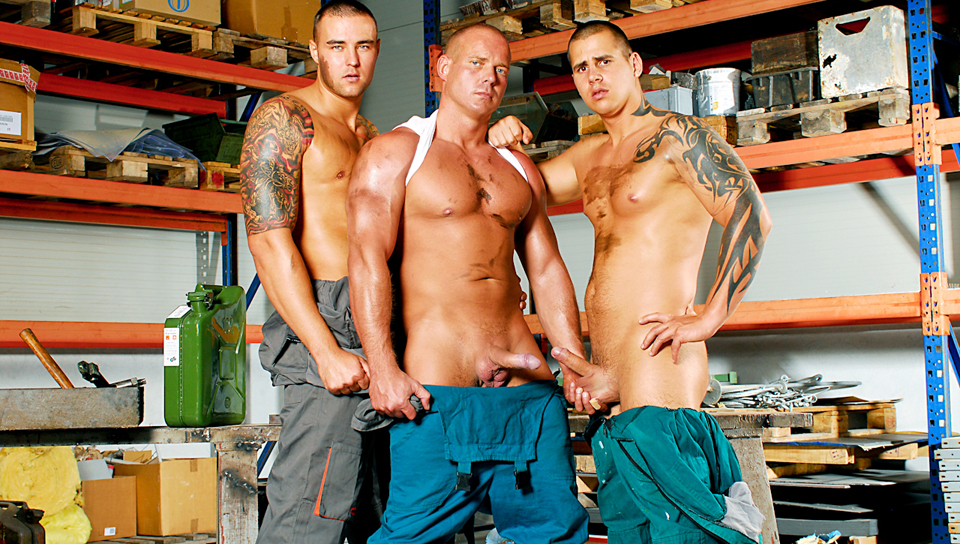 Watch Chris Hacker, Mickey A, Zsolt Xl (Scary Fuckers) Gay Porn Tube Videos Gifs And Free XXX HD Sex Movies Photos Online