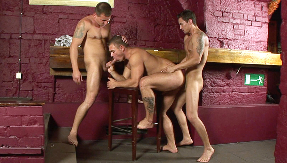 Watch Brad Russel, Enrico Belaggio And Tom Gree (Scary Fuckers) Gay Porn Tube Videos Gifs And Free XXX HD Sex Movies Photos Online