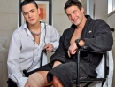On The Set – Trystan Bull And Keylan O'connor