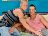 On The Set – Rod Daily And Brody Wilder