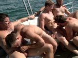 Skinny Dipping – Jizz Orgy – Sebastian Young – Tommy Defendi – Jimmy Johnson – Andrew Blue   – Brett Carter