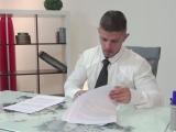 Tied – The Gay Office – Goran – Damien Crosse