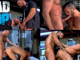 Bad Cop: Scene 3: Hunter Marx And Damien Stone