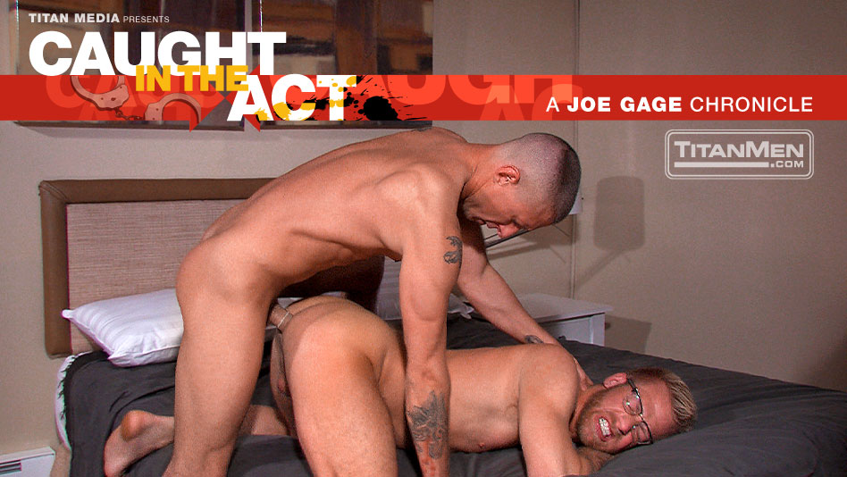 Watch Caught In The Act: Scene 1: Christopher Daniesl And Tyler Griz (Titan Men) Gay Porn Tube Videos Gifs And Free XXX HD Sex Movies Photos Online