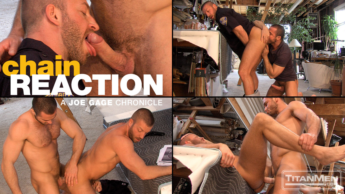 Watch Chain Reaction: Scene 1: Jessy Ares And Hunter Marx (Titan Men) Gay Porn Tube Videos Gifs And Free XXX HD Sex Movies Photos Online