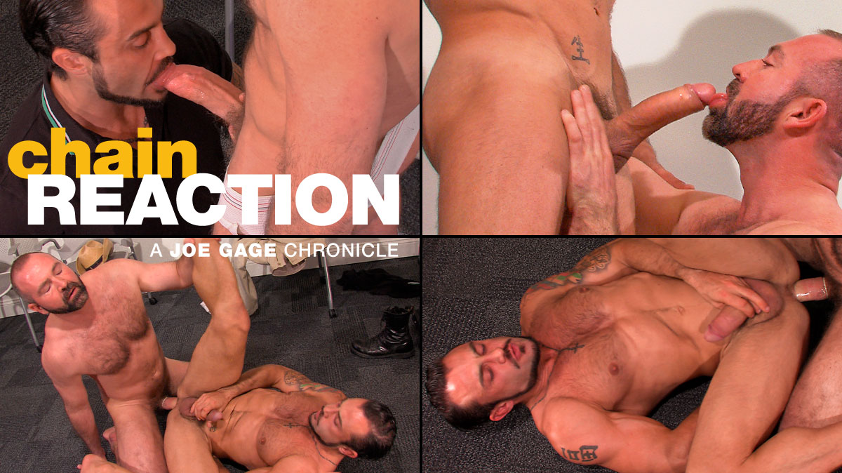 Watch Chain Reaction: Scene 2: George Ce And Josh West (Titan Men) Gay Porn Tube Videos Gifs And Free XXX HD Sex Movies Photos Online