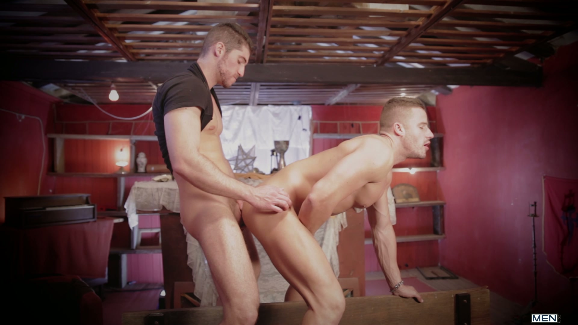 Watch Christian Is Watching – Dmh – Andros Maas And Daniel Johnson (MEN.COM) Gay Porn Tube Videos Gifs And Free XXX HD Sex Movies Photos Online