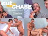 Cut To The Chase: Scene 3: Dirk Caber, J.D. Phoenix And Dolan Wolfe