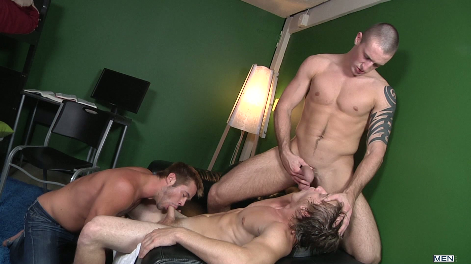 Watch Homance Part 3 – Bdas – Big Dicks At School – Connor Kline – Tom Faulk And Mike De Marko (MEN.COM) Gay Porn Tube Videos Gifs And Free XXX HD Sex Movies Photos Online
