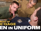 The Best Of Joe Gage: Men In Uniform