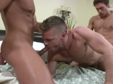 My Bride's Hot Brother: The Honeymoon – Str8 To Gay Stg – Rocco Reed – Landon Conrad – Micah Brandt