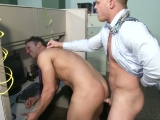 Office Party Regrets – Tgo – The Gay Office – Rocco Reed And Liam Magnuson