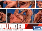 Pounded: Scene 1: George Ce And Trenton Ducati