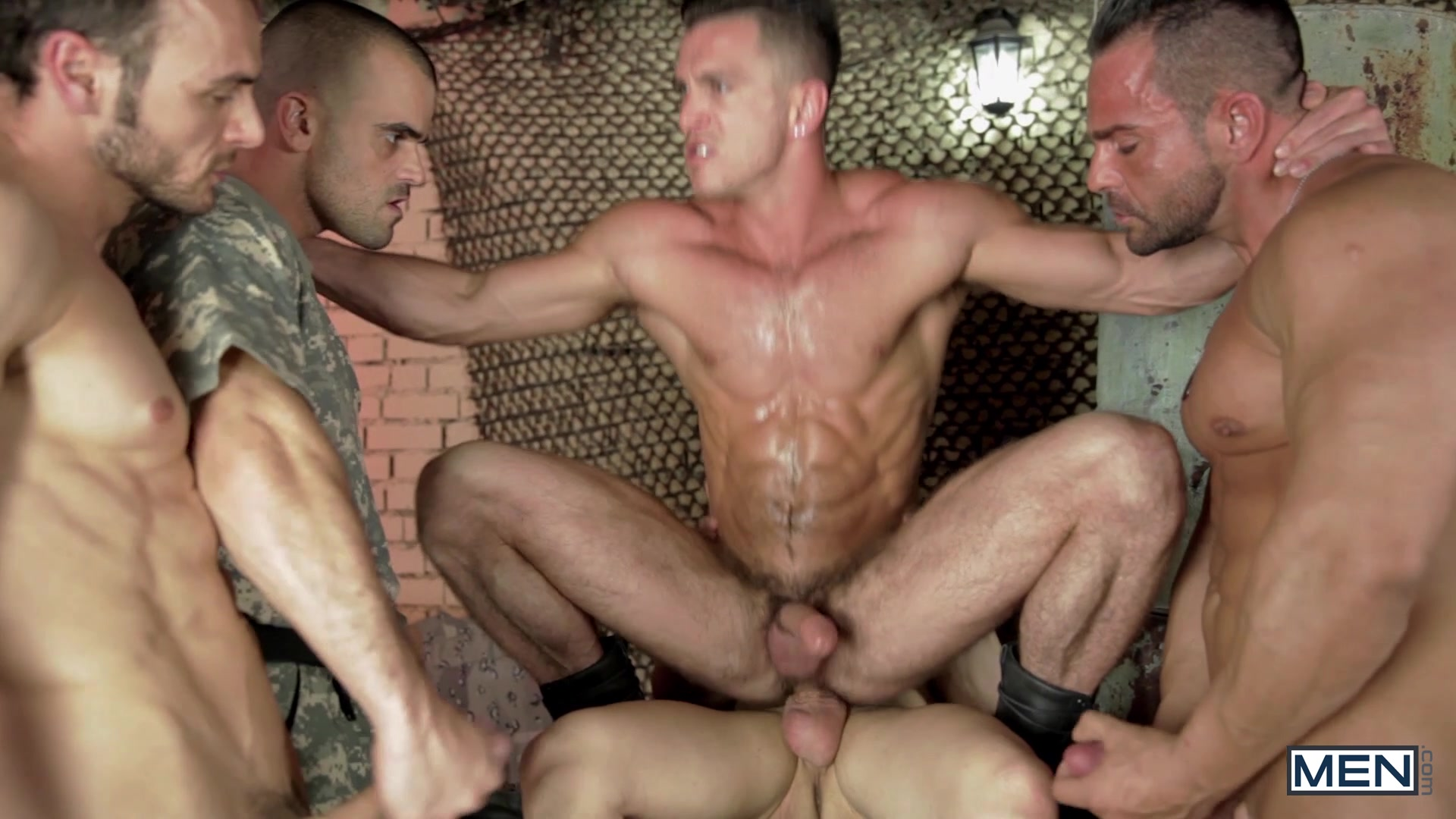 Watch Prisoner Of War Part 4 – Jizz Orgy – Jo – Alex Brando – Allen King – Damien Crosse – Gabriel Vanderloo – Paddy O'brian (MEN.COM) Gay Porn Tube Videos Gifs And Free XXX HD Sex Movies Photos Online