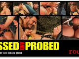 Pissed And Probed: Scene 1: Collin Stone And Adam Herst