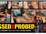 Pissed And Probed: Scene 3: Alessio Romero And Kris Anderson