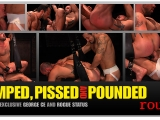 Pumped, Pissed And Pounded: Scene 2: George Ce And Rogue Status