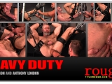 Heavy Duty: Scene 1: Anthony London And Thor