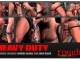 Heavy Duty: Scene 3: Aymeric Deville And Adam Russo