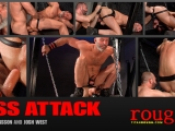 Ass Attack: Scene 3: Josh West And Thor Larsson