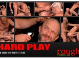 Hard Play: Scene 1: Dirk Caber And Matt Stevens