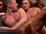 Secret Agent Part 3 – Mouk – Men Of Uk – Paddy O'brian And Logan Rouge