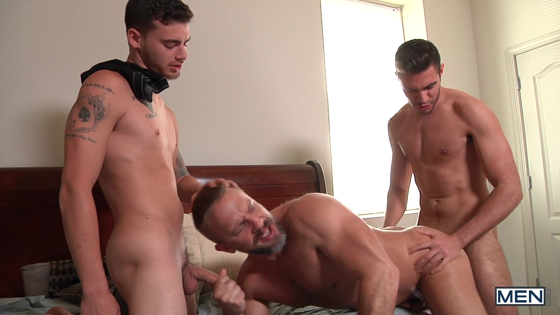 Watch Stepfather's Secret Part 6 – Dirk Caber – Sam Northman And Trevor Spade – Dmh – Drill My Hole (MEN.COM) Gay Porn Tube Videos Gifs And Free XXX HD Sex Movies Photos Online