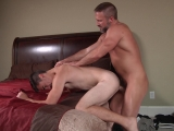 Stepfather's Secret Part 5 – Dmh – Drill My Hole – Dirk Caber And Asher Hawk