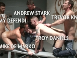 Tales Of The John Part 3 – Jo – Jizz Orgy – Trevor Knight – Tommy Defendi – Andrew Stark – Mike De Marko – Troy Daniels