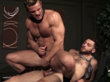 The Horny Publisher – The Gay Office – Landon Conrad And Tommy Defendi