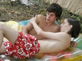 Backyard Twink Fun