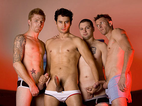 Watch Gabriel D'alessandro, Zach O' Mally, Kirby Thomas And Chad Brooks (Hot Barebacking) Gay Porn Tube Videos Gifs And Free XXX HD Sex Movies Photos Online