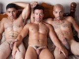 Leo, Miguel And Dominik