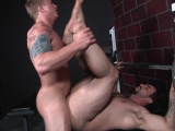 Virgin Hunter Part 2 – Stg – Str8 To Gay – Jaxton Wheeler And Tom Faulk
