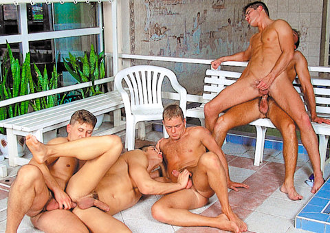 Watch Stefan Stano , Marko Balazs , Karl Nepessy , Jose Ganatti And Sandor Sablon (Jocks Studios) Gay Porn Tube Videos Gifs And Free XXX HD Sex Movies Photos Online