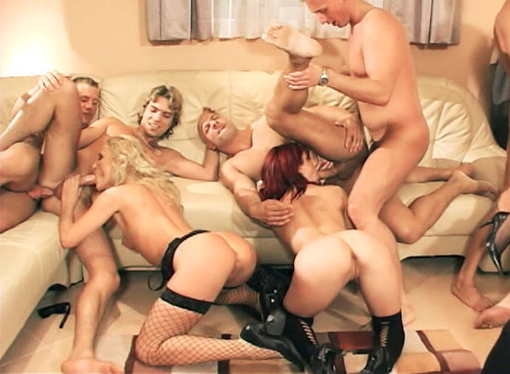 Speed dating orgy party 2 8