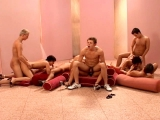 The Art Of Bi Orgy