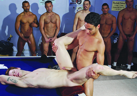 Watch Ten Latin Studs Gangbang Josh Weston (Jocks Studios) Gay Porn Tube Videos Gifs And Free XXX HD Sex Movies Photos Online