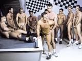 Ten Man Hazing Orgy – Anal
