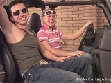 Chris And Ricky Shoot 9-10-09
